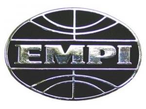 'Empi die cast' logo