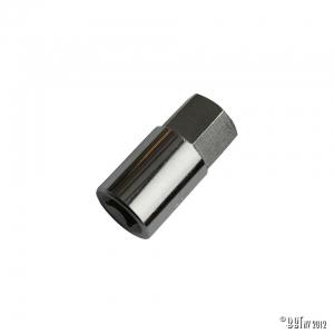 Gearbox oil nut tool