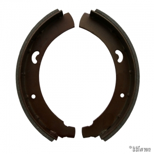 Brake shoes front Type2 03/55 - 07/63