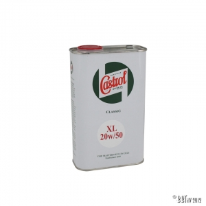 Castrol Classic oil