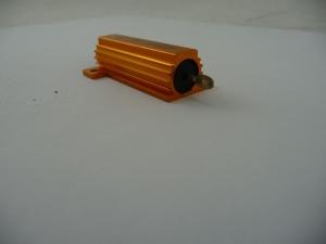 Wiper voltage drop 12V to 6V (4 ohm)